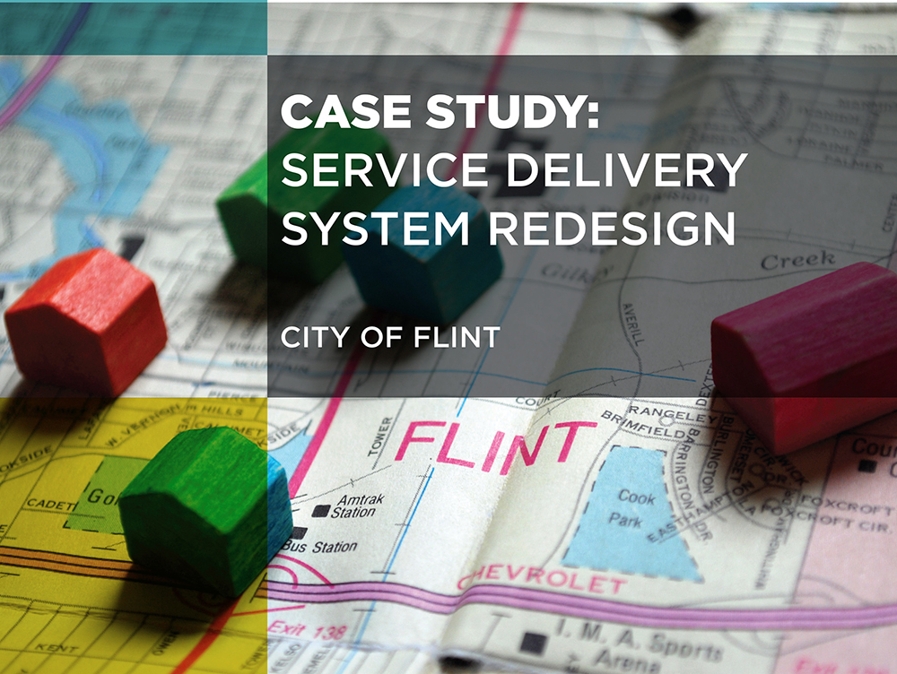 Redesigning the Delivery of  Housing Services for Greater Impact