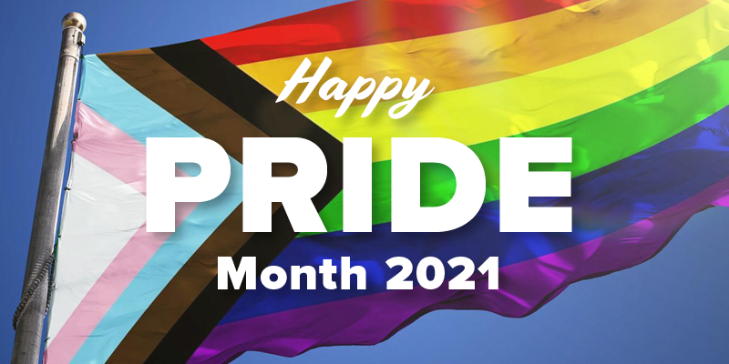 In the Spirit of Pride Month 2021